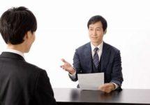 日本の面接対策 Nihon no mensetsu taisaku Tindakan wawancara di Jepang