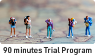 90 minutes Trial Program